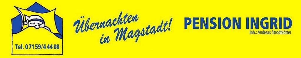 Pension Ingrid Magstadt